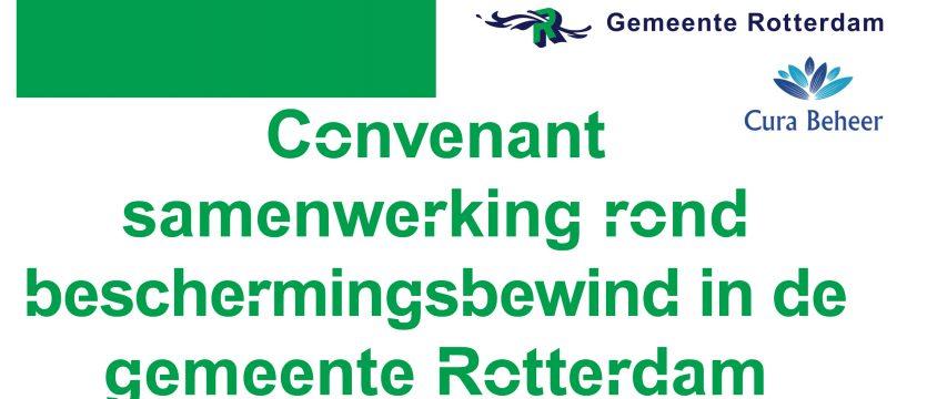 Cura Beheer gaat samenwerking aan met gemeente Rotterdam